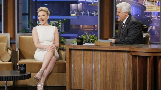 "Video: Scarlett Johansson Tears Up, Jokes About Avengers Costume: ""It's Like Sweaty Pajamas"""