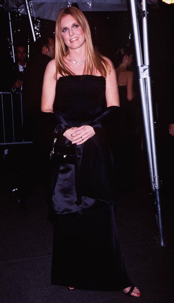 Sarah Ferguson —1998
