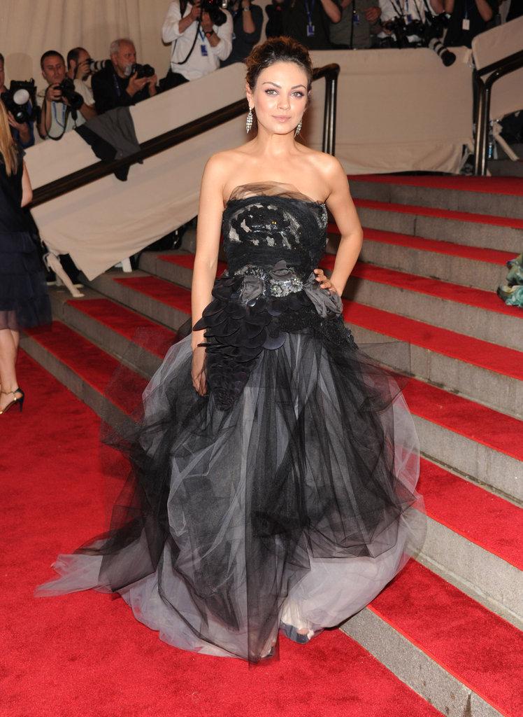 Mila Kunis —2010