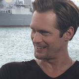Alexander Skarsgard Battleship Interview (Video)