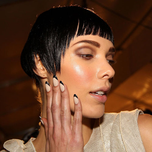 Carl Kapp Spring Summer 2012 Backstage Beauty Report