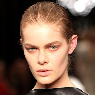 Christopher Esber Spring Summer 2012 Backstage Beauty Report