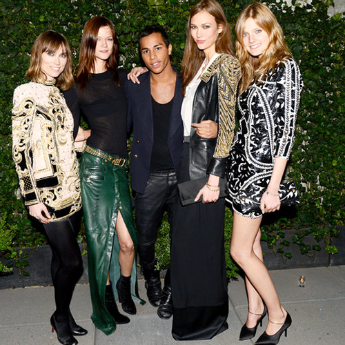 Best Dressed Celebrities and Models Week of April 30 2012