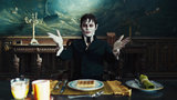 Johnny Depp as Barnabas Collins in Dark Shadows.  Photo courtesy of Warner Bros.
