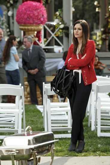 Rachel Bilson as Zoe on Hart of Dixie. Photo courtesy of The CW