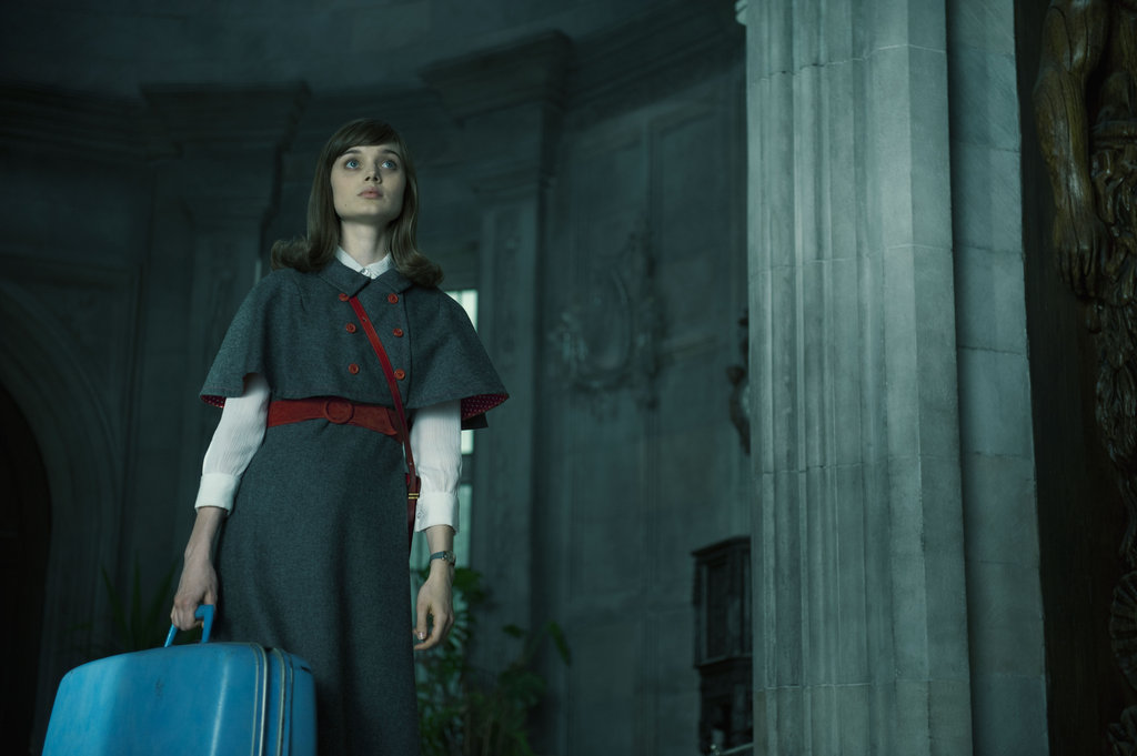 Bella Heathcote as Victoria Winters/Josette DuPres in Dark Shadows.  Photo courtesy of Warner Bros.