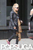 Mary-Kate Olsen was out in NYC for a shopping trip.