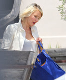 Cameron Diaz was out and about in LA.