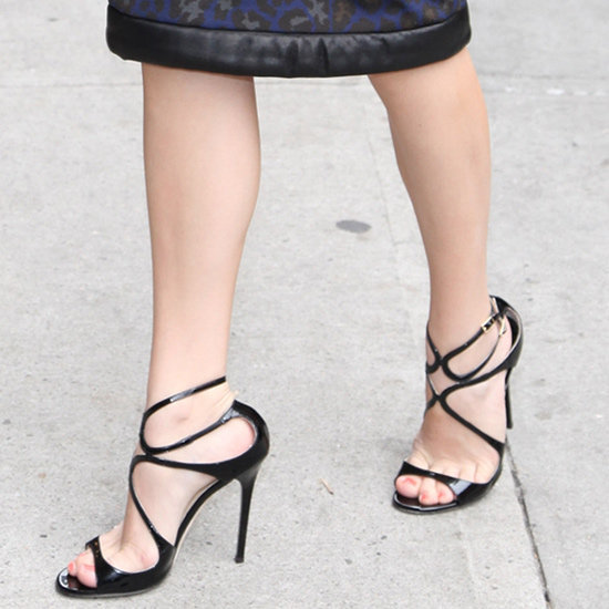 See which celebrity stylers have a thing for these Jimmy Choos.