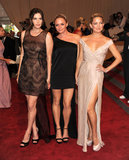 Liv Tyler, Stella McCartney, and Kate Hudson