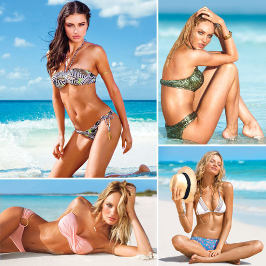 Need a little beach bod inspiration? Just take a look at the Victoria's Secret ultimate swim catalog. Plus, we've got bikini styling tips, just for you.