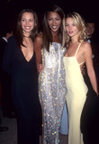 Christy Turlington, Naomi Campbell, and Kate Moss