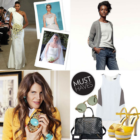 Fab Recap — Our Ultimate Wedding Dress Guide, Anna Dello Russo For H&M, and More!