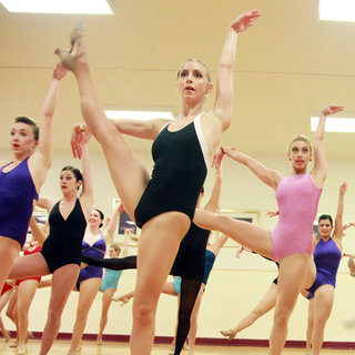 Radio City Rockette Tryouts