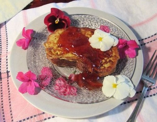 Mother's Day French Toast