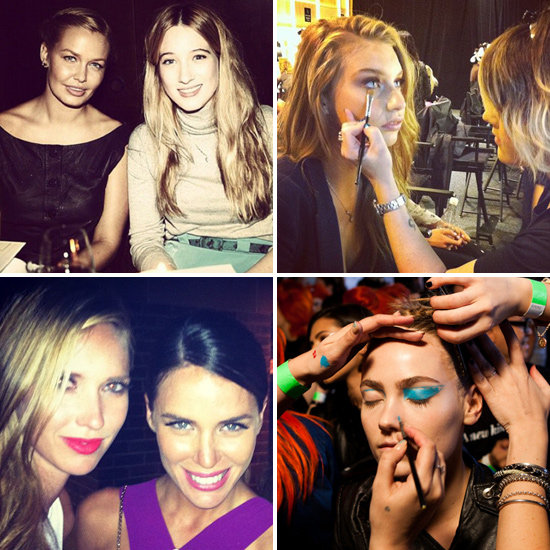 Candids: Behind-The-Scenes At Fashion Week With Lara Bingle, Napoleon, Jodi Gordon & More!