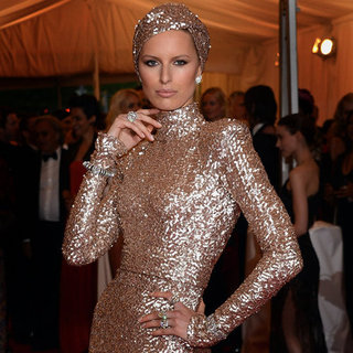 Met Gala Red Carpet Fashion Pictures 2012