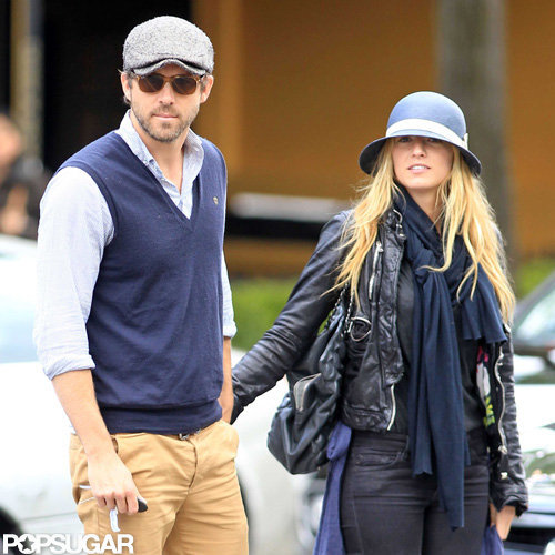 Blake Lively and Ryan Reynolds were spotted in Vancouver.