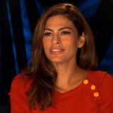 Eva Mendes Talking About Ryan Gosling on Ellen Show (Video)