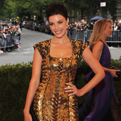 Jessica Pare Mad Men Met Gala Pictures 2012