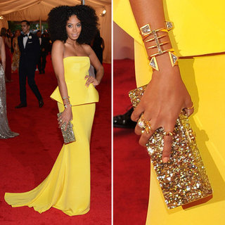 Solange Knowles at Met Gala 2012