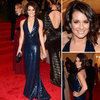 Lea Michele at Met Gala 2012
