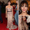 Rashida Jones at Met Gala 2012