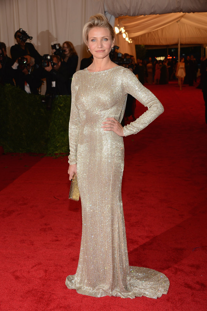 Cameron Diaz in Stella McCartney.