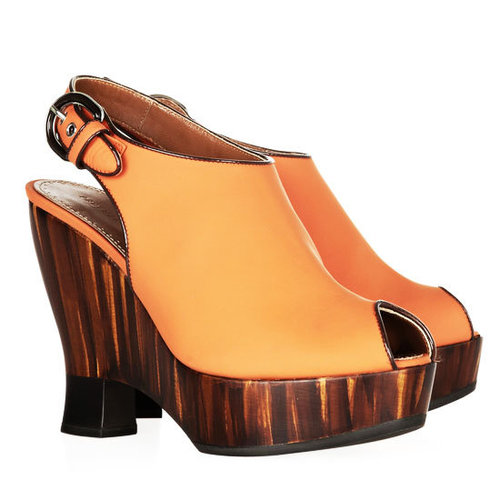 Best Wooden Sandals For Spring 2012