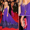 Diane Kruger at Met Gala 2012