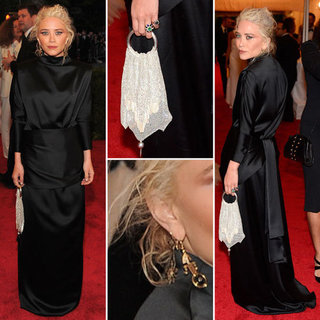 Mary-Kate Olsen at Met Gala 2012