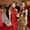 Women at Met Gala 2012
