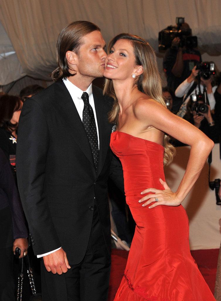 Tom Brady and Gisele Bundchen in 2011