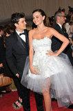 Orlando Bloom and Miranda Kerr in 2011