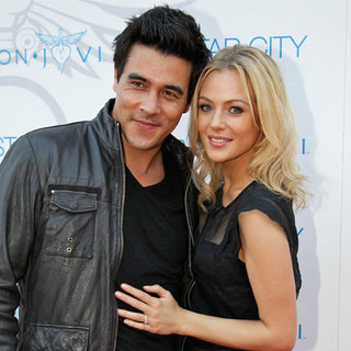 James Stewart Quitting Packed to the Rafters to Focus on Baby With Jessica Marais