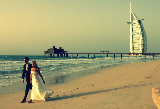 Dubai wedding march 11th 2012