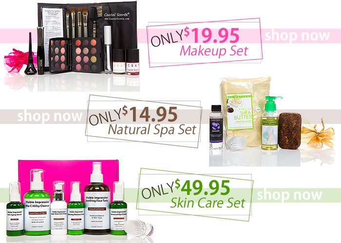 Coastal Scents Mother's Day Sale