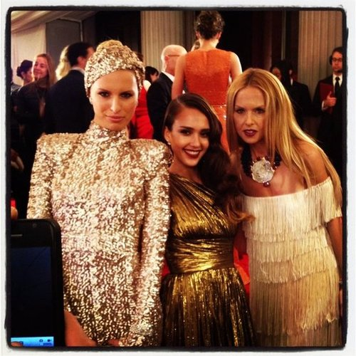 Met Gala Red Carpet Pictures and Interviews 2012