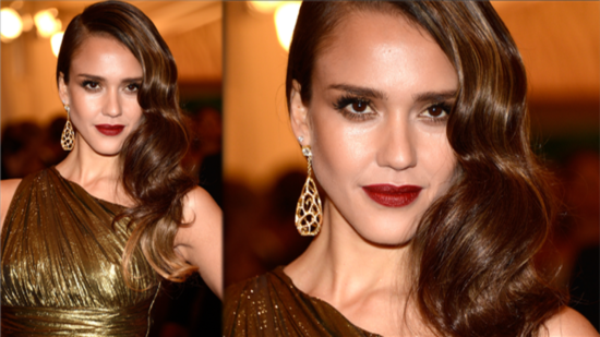 See the Met Gala's Biggest Beauty Trend: Dark Lips