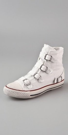 Ash Virgin Four-Buckle Sneaker ($145)