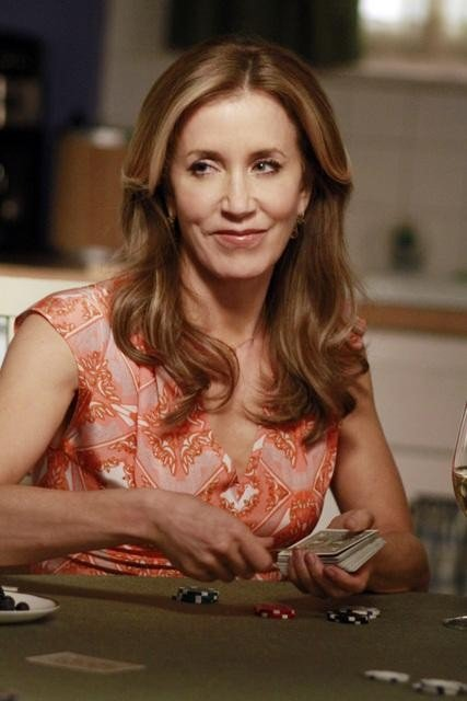 Felicity Huffman as Lynette on Desperate Housewives. Photo courtesy of ABC