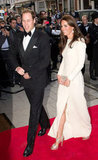 Kate Middleton and Prince William both looked flawless on the red carpet as they arrived at Claridge's in London.