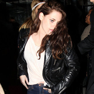 Kristen Stewart Met Gala After Party Pictures