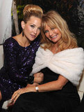 Kate Hudson and her gorgeous mom, Goldie Hawn, posed together at the White House Correspondents' Dinner in 2012.