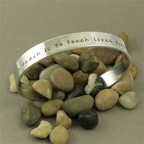 Teacher Bracelet