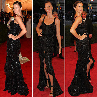 Gisele at Met Gala 2012