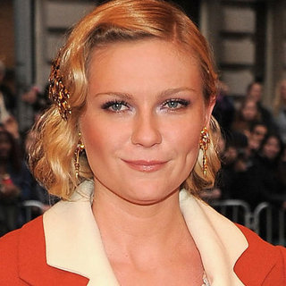 Kirsten Dunst at the 2012 Met Costume Institute Gala