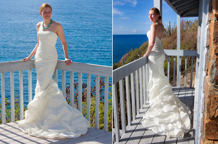 J.Soucy, St. John USVI Wedding