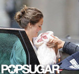 Keri Russell became a second-time mom following the December 2011 birth of baby girl Willa.