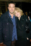 Ben Affleck brought his mum, Chris, to the March  2004 Jersey Girl after party in NYC.